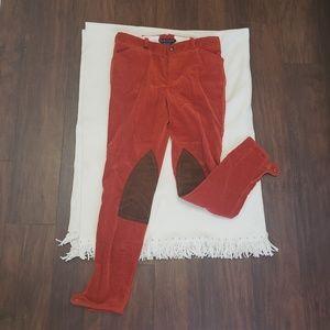 Pants - Vintage Ralph Lauren Equestrian Pants